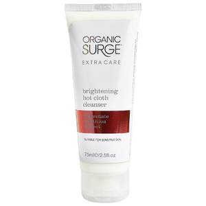 Extra Care Brightening Hot Cloth Cleanser de Organic Surge (75ml)