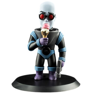 DC Comics Mr Freeze Q-Fig Vinyl Figure