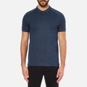 Selected Homme Men's Trevon Polo Shirt - Dark Sapphire
