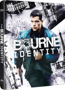 The Bourne Identity - Zavvi UK Exclusive Limited Edition Steelbook (Limited to 1500 Copies)
