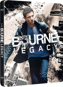 Jason Bourne : L'Héritage - Steelbook Exclusivité Zavvi
