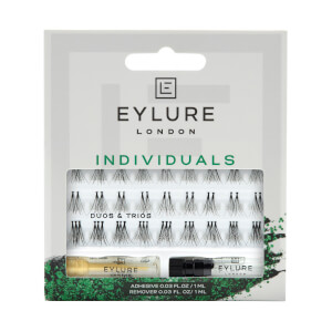 Накладные ресницы Eylure Lash-Pro Individual Lashes - Duos and Trios