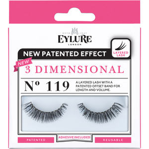 Eylure 3 Dimensional 119 Wimpern