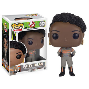 Ghostbusters 2016 Movie Patty Tolan Pop! Vinyl Figure