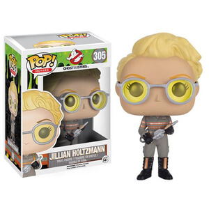 Ghostbusters 2016 Movie Jillian Holtzmann Funko Pop! Vinyl