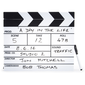 Clapperboard Lightbox: Image 2