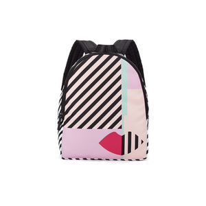 Lulu Guinness Women's Anna Doll Face Backpack - Multi