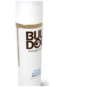 Bulldog Foaming Sensitive Shave Gel 200ml: Image 3
