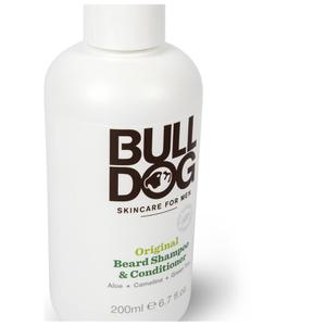 Bulldog Original 2-in-1 Beard Shampoo and Conditioner 200ml: Image 3