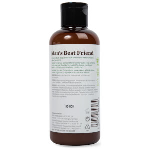 Bulldog Original 2-in-1 Beard Shampoo and Conditioner 200ml: Image 4