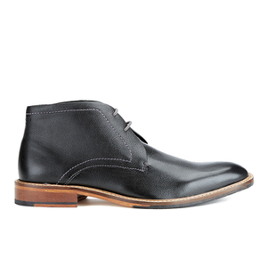 Ted Baker Men's Torsdi4 Leather Desert Boots - Black