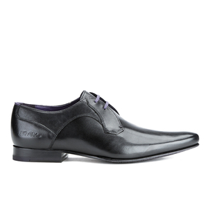 Ted Baker Men's Martt2 Leather Derby Shoes - Black