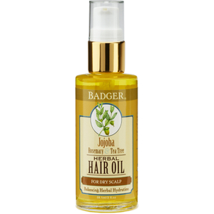 Badger Jojoba Hair Oil - 59.1ml