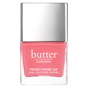 Esmalte de Uñas Patent Shine 10X de butter LONDON 11 ml - Coming Up Roses
