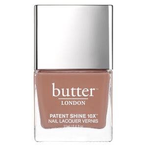 Esmalte de Uñas Patent Shine 10X de butter LONDON 11 ml - Tea Time