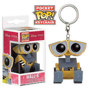 Porte-Clefs Pop! WALL-E