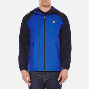 Lyle & Scott Vintage Men's Anorak - Lake Blue