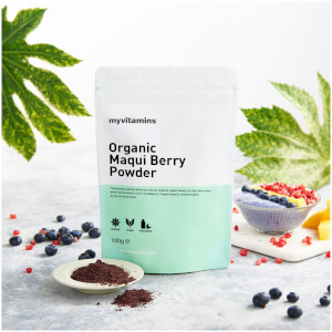 Organic Maqui Berry Powder (100g) (Myvitamins)