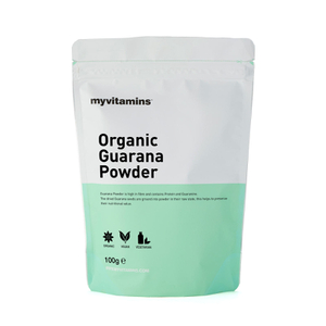 Organic Guarana Powder - 100g