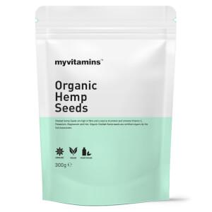 Organic Hemp Seeds - 300g