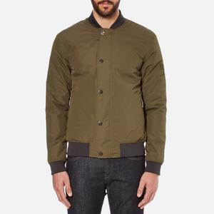Barbour X Steve McQueen Men's Green Jacket - Army Green
