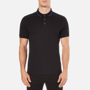 Barbour International Men's International Polo Shirt - Black