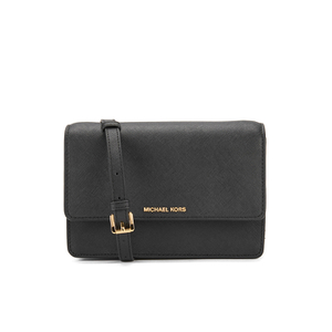 MICHAEL MICHAEL KORS Daniela Crossbody Bag - Black