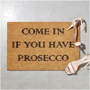 Prosecco Doormat