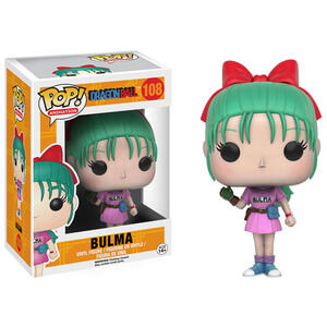 Dragon Ball Z Bulma Funko Pop! Figur