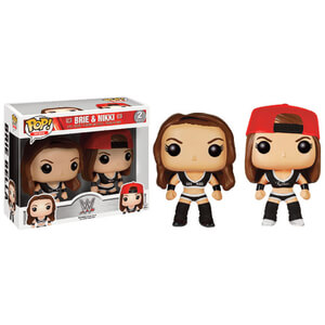 WWE Bella Twins Alternate Costumes Pop! Vinyl Figure (2 Pack)