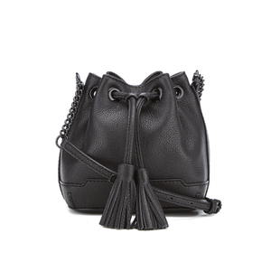Rebecca Minkoff Women's Micro Lexi Bucket Bag - Black