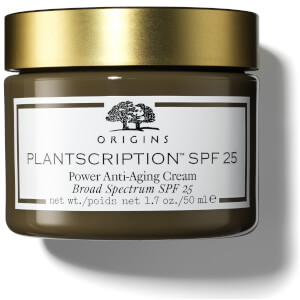 Creme Anti-idade Potente Plantscription™ FPS 25 da Origins 50 ml