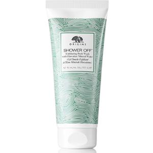 Loción corporal exfoliante Shower Off™ con agua mineral de Hawaii de Origins (200 ml)