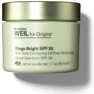 Origins Dr. Andrew Weil for Origins™ Mega-Bright SPF 30 Skin Tone Correcting Oil-Free Moisturiser 50 ml