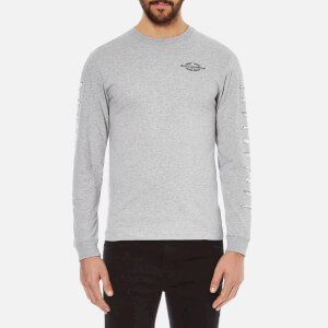 Billionaire Boys Club Men's Vehicle Long Sleeve T-Shirt - Heather Grey