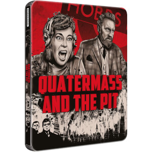 Quatermass And The Pit - Zavvi UK Exclusive Limited Edition Steelbook (Limited to 2000 Copies)