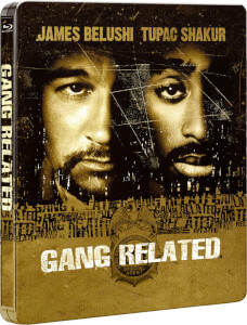 Gang Related - Zavvi Exclusive Limited Edition Steelbook (UK EDITION)