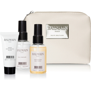 Balmain Hair Styling Cosmetic Bag (Worth £27.15)