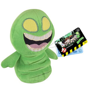 Mopeez Ghostbusters Slimer Plush Figure