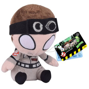 Mopeez Ghostbusters Dr. Raymond Stantz Plush Figure