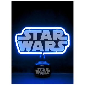 Star Wars Logo Mini Neon Light: Image 1