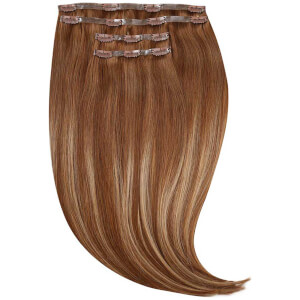Beauty Works Jen Atkin Invisi-Clip-In Hair Extensions 45,7 cm -hiuslisäke, Rodeo Drive JA3
