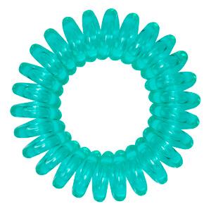 Élastique à cheveux MiTi Professional - bleu océan (3 p.)