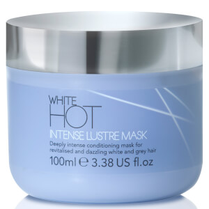 White Hot Intense Lustre -hiusnaamio 100ml
