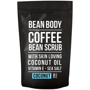 Bean Body – Coconut – Coffee Bean Scrub (220 g)