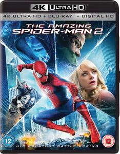 The Amazing Spider-Man 2 - 4K Ultra HD