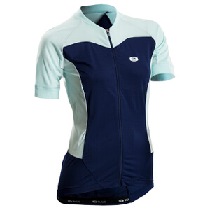 Sugoi Women's Evolution Ice Jersey - Indigo