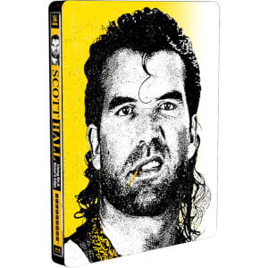 WWE: Scott Hall - Living On A Razors Edge - Limited Edition Steelbook (UK EDITION)