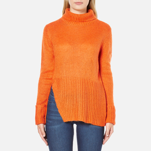 Cheap Monday Women's Haunt Knitted Jumper - Dirty Orange