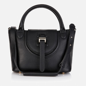 meli melo Women's Halo Mini Tote Bag - Black